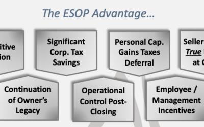 The ESOP Advantage…